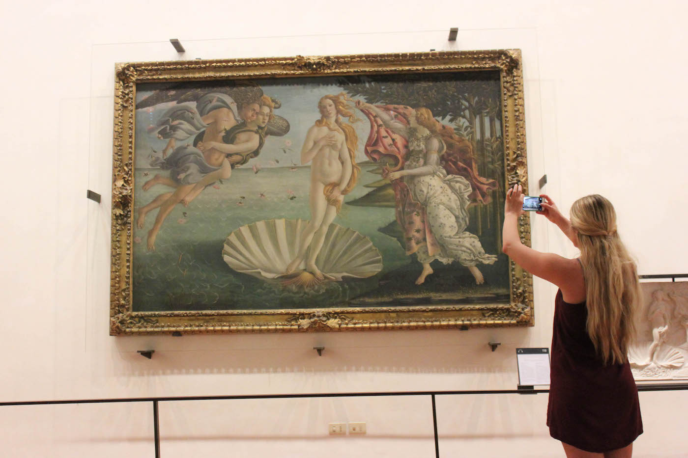 Visit an Art Museum in Florence, Italy